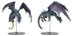Dungeons & Dragons: Attack Wing – Bahamut Premium Figure
