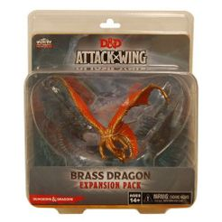 Dungeons & Dragons: Attack Wing – Brass Dragon Expansion Pack