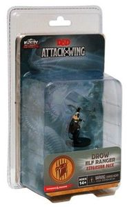 Dungeons & Dragons: Attack Wing – Drow Elf Ranger Drizzt Expansion Pack