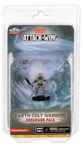 Dungeons & Dragons: Attack Wing – Earth Cult Warrior Expansion Pack