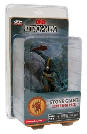 Dungeons & Dragons: Attack Wing – Stone Giant Elder Expansion Pack