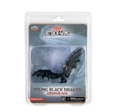 Dungeons & Dragons: Attack Wing – Young Black Dragon Expansion Pack