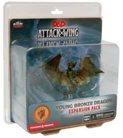 Dungeons & Dragons: Attack Wing – Young Bronze Dragon Expansion Pack