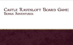 Dungeons & Dragons: Castle Ravenloft Board Game – Bonus Adventures