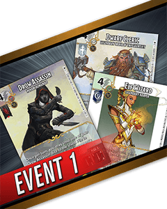 Dungeons & Dragons Dice Masters: Promo Cards Set 1