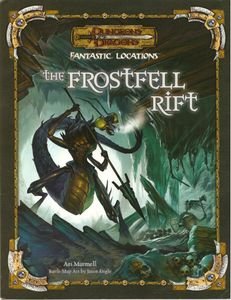 Dungeons & Dragons Fantastic Locations: The Frostfell Rift
