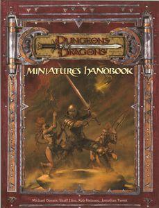 Dungeons & Dragons Miniatures Handbook