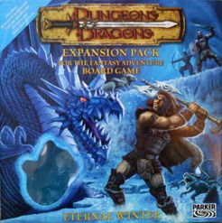 Dungeons & Dragons: The Fantasy Adventure Board Game – Eternal Winter Expansion Pack
