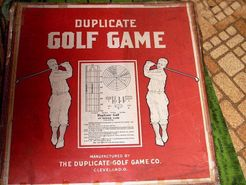 Duplicate Golf Game