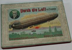 Durch die Luft mit Zeppelin