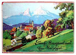 Durchs Bayernland: Ein Reisespiel