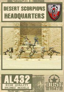 Dust 1947: Desert Scorpions Headquarters