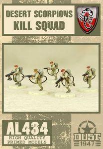 Dust 1947: Desert Scorpions Kill Squad