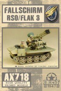 Dust 1947: Fallschirm RSO/Flak 3