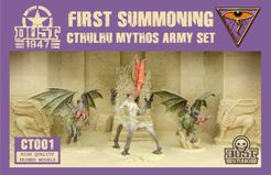 Dust 1947: First Summoning – Cthulhu Mythos Army Set
