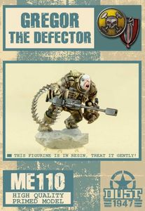 Dust 1947: Gregor The Defector