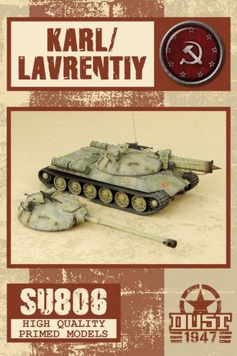 Dust 1947: IS-48 A/B Super Heavy Tank Karl/Lavrentiy