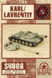 Dust 1947: IS-48 A/B Super Heavy Tank Karl/Lavrentiy