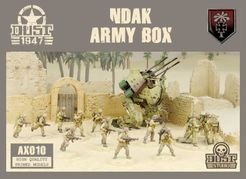 Dust 1947: NDAK Army Box