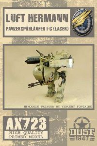 Dust 1947: Panzerkamplaufer I-G (Laser) – Luft Hermann