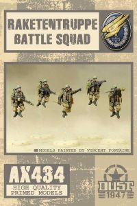 Dust 1947: Raketentruppe Battle Squad