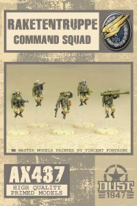 Dust 1947: Raketentruppe Command Squad