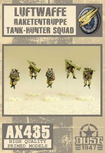 Dust 1947: Raketentruppe Tank-Hunter Squad