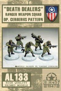 Dust 1947: Ranger Attack Squad –