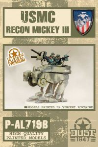 Dust 1947: Recon Mickey III