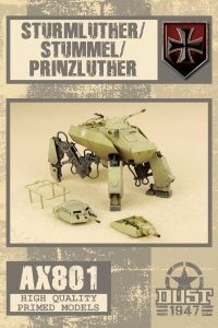 Dust 1947: Sturmluther/Stummel/Prinzluther