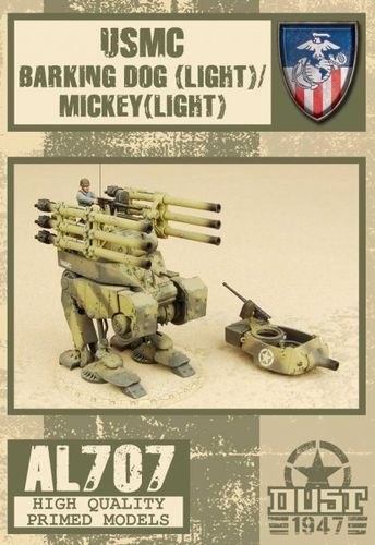 Dust 1947: USMC Barking Dog/Mickey