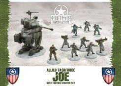 Dust Tactics: Allied Taskforce Joe Starter Set