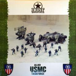 Dust Tactics: Allied USMC Taskforce
