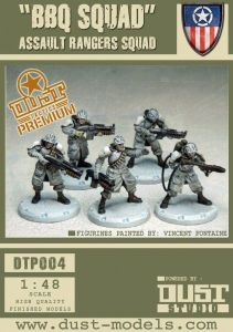Dust Tactics: Assault Rangers Squad –