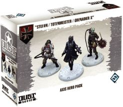 Dust Tactics: Axis Hero Pack –