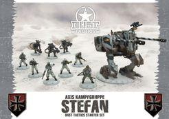 Dust Tactics: Axis Kampfgruppe Stefan Starter Set