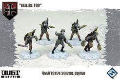 Dust Tactics: Axis Ubertoten Suicide Squad –