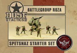 Dust Tactics: Battlegroup Roza