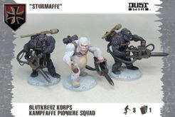 Dust Tactics: Blutkreuz Pioneer Squad –
