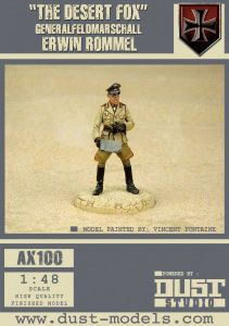 Dust Tactics: General Erwin Rommel –