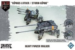Dust Tactics: Heavy Panzer Walker –