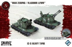 Dust Tactics: IS-5 Heavy Tank –