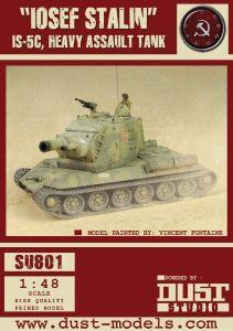 Dust Tactics: IS-5C Heavy Assault Tank –