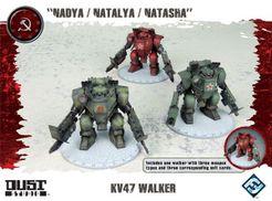 Dust Tactics: KV47 Walker –
