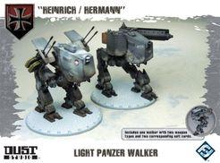 Dust Tactics: Light Panzer Walker –