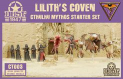 Dust Tactics: Lilith's Coven