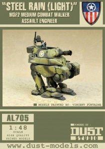 Dust Tactics: M3F2 Medium Combat Walker Assault Engineer