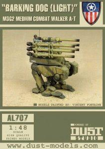 Dust Tactics: M3G2 Medium Combat Walker Anti-Tank –