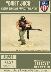 Dust Tactics: Master Sergeant Frank Stone –