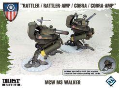 Dust Tactics: MCW M3  Walker –
